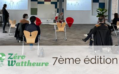 La 7ème édition des Rencontres du Zéro Wattheure