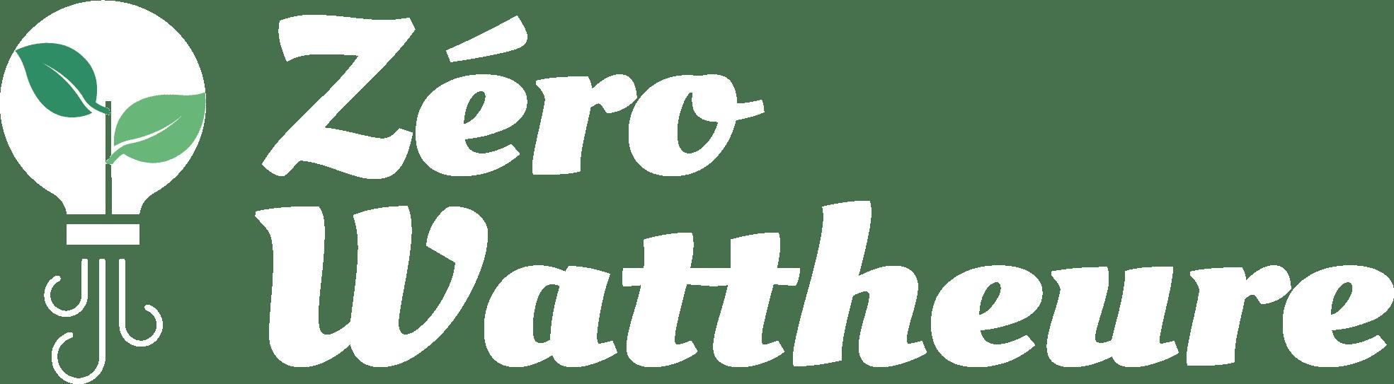 Zéro Wattheure